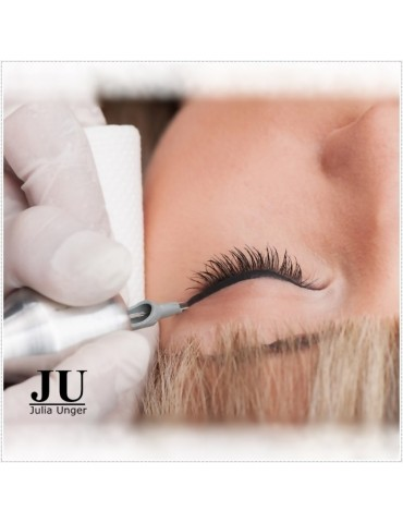 Permanent Make Up auf Lidstrich in Rheine