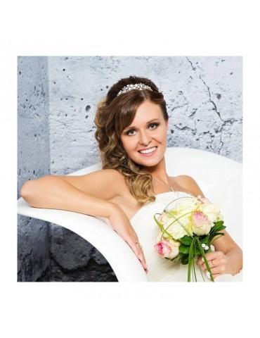 Braut Make-up und Brautfrisur zur Hochzeit Rheine
